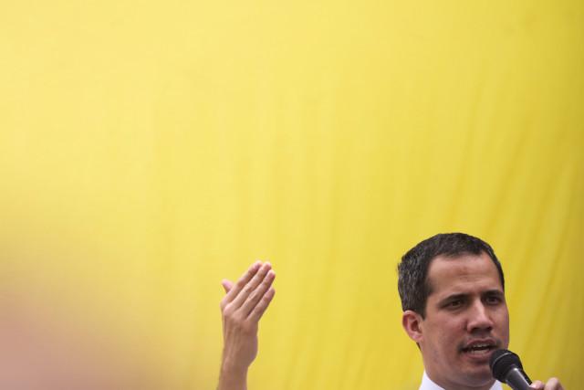 Guaidó respaldó a Voluntad Popular y condenó el amparo a la guerrilla en Venezuela