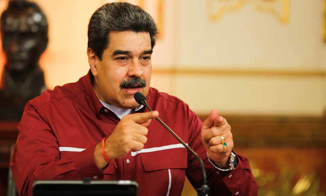 """A pesar de las colas y la escasez Maduro afirma que se está produciendo «toda la gasolina que Venezuela necesita"""""""