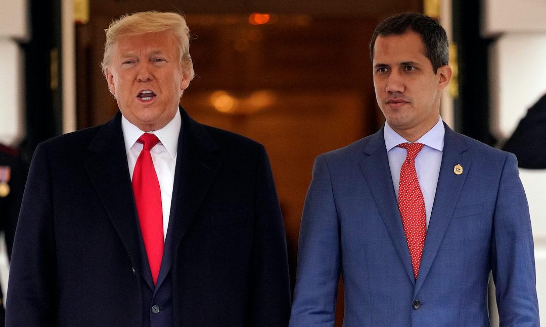Gobierno de Guaidó se pronuncia sobre elecciones en Estados Unidos (Detalles)