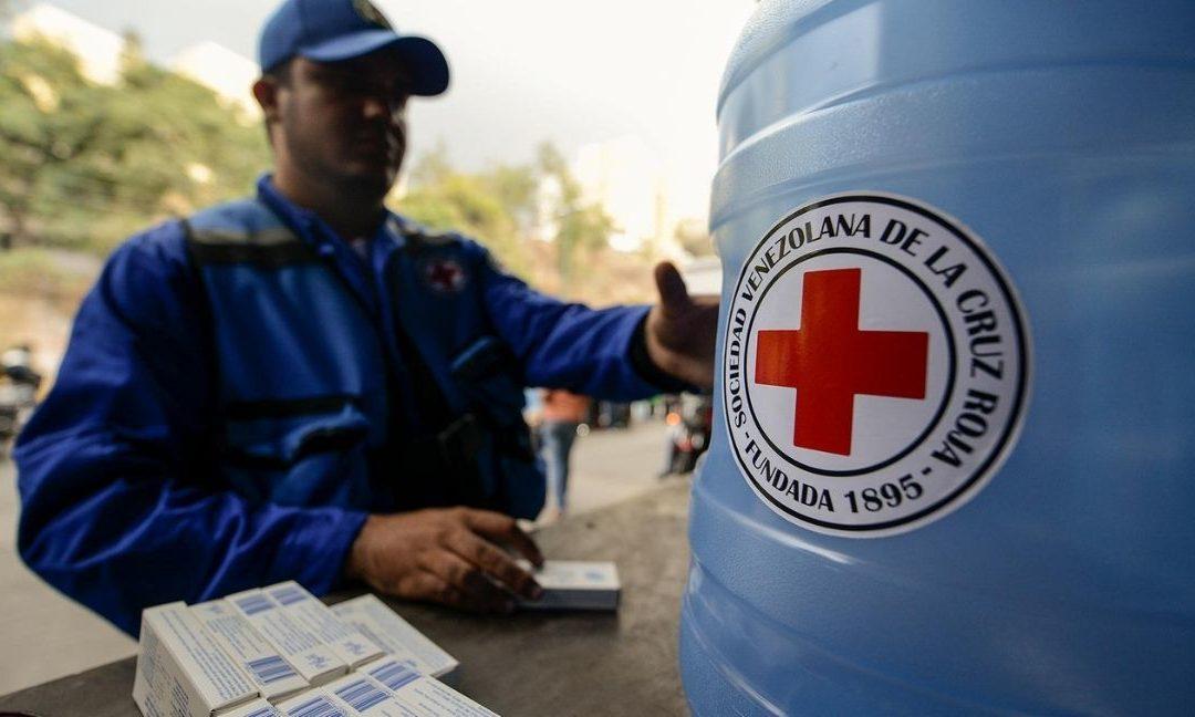 Gobierno interino confirma la llegada de 32 toneladas de ayuda para los hospitales del país