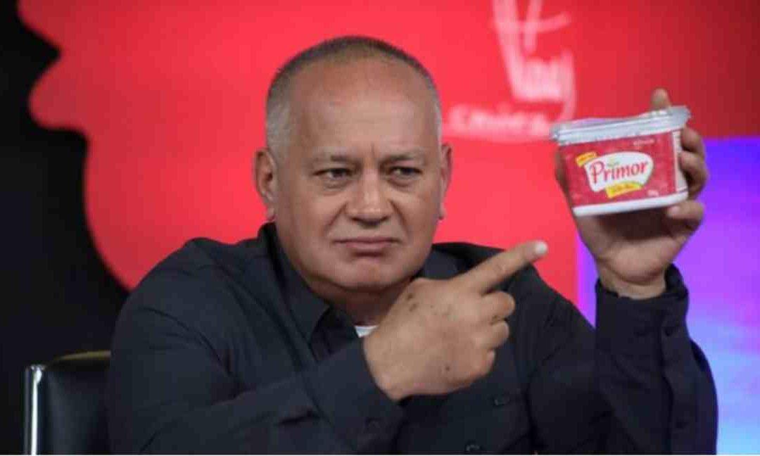 """""""Nos toca recordarlo por siempre"""": Diosdado Cabello lamenta muerte de Maradona"""