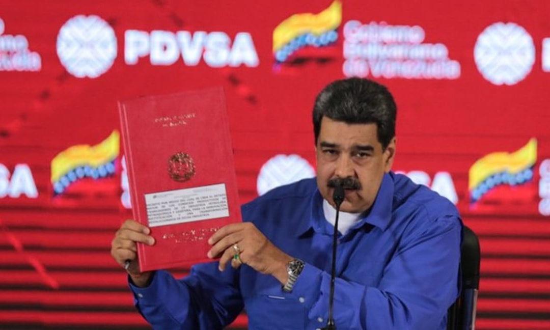 Pdvsa está lista para producir 2.500.000 barriles de petróleo al día, según Maduro