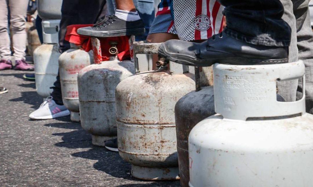 Por esta razón escasea el gas doméstico en Aragua, según los vecinos