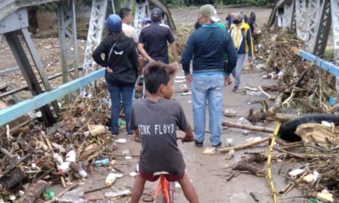 Tragedia, muerte y dolor viven los habitantes del municipio Junín en Táchira