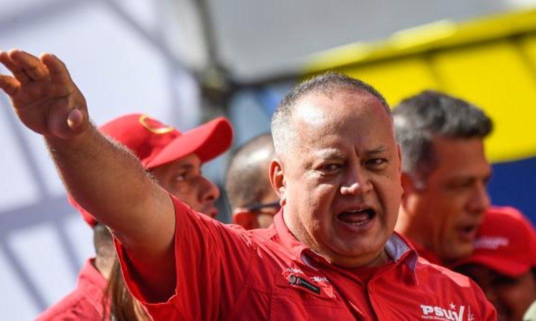 «Vamos a solicitar una ley urgente que castigue a los que han dirigido la AN», amenazó Cabello