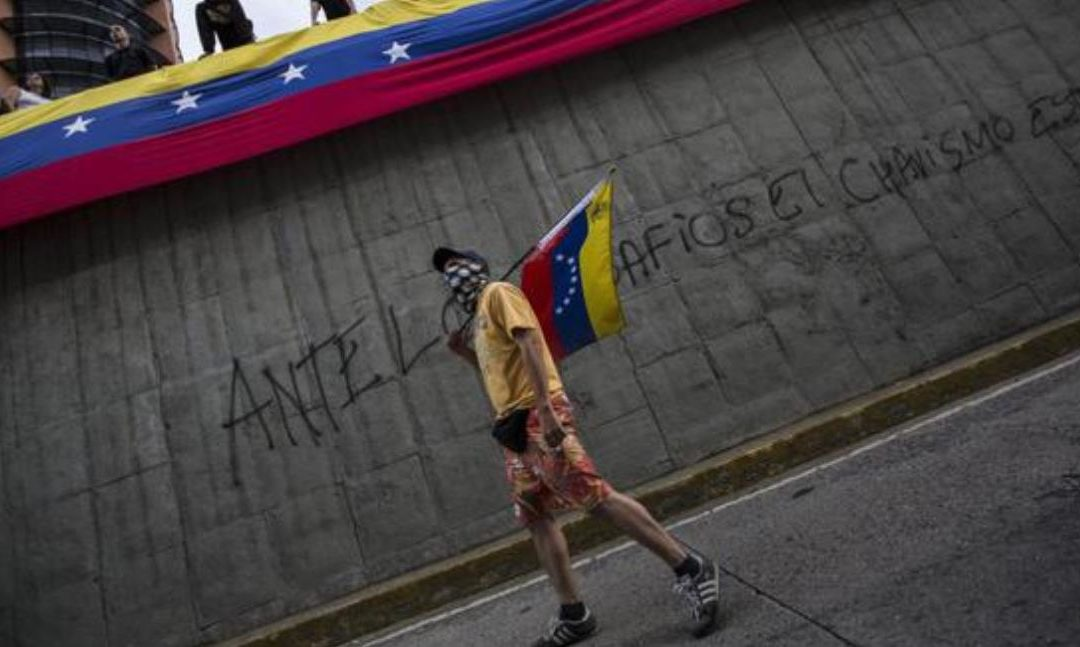 HRW condena persecución y acoso a las organizaciones sociales en Venezuela