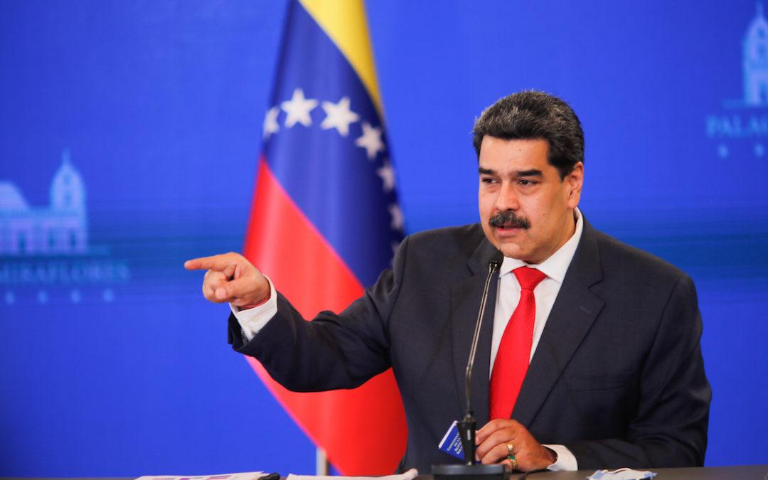 Maduro bloqueó ayuda humanitaria de la ONU, según Bloomberg