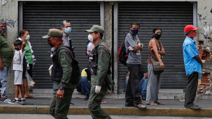 Más de 1.000 personas fueron detenidas por violar las normas sanitarias en Lara