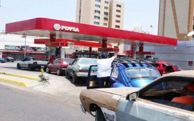 Se agudiza la crisis: cada vez son menos las E/S que despachan gasolina en Anzoátegui