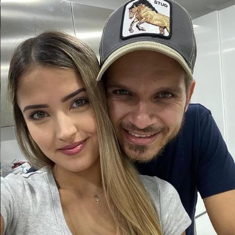 ¡Será abuelo! Diosdado confirma que su hija y Omar Acedo serán padres