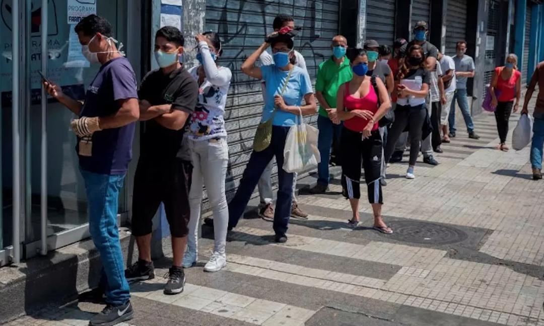 Delcy Rodríguez reporta 329 nuevos casos de COVID-19 este #4Dic