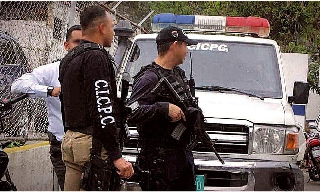 Cicpc «neutraliza» a criminales responsables del homicidio de un detective