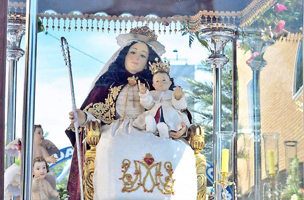 Este jueves se celebran 165 años de la peregrinación de la Divina Pastora