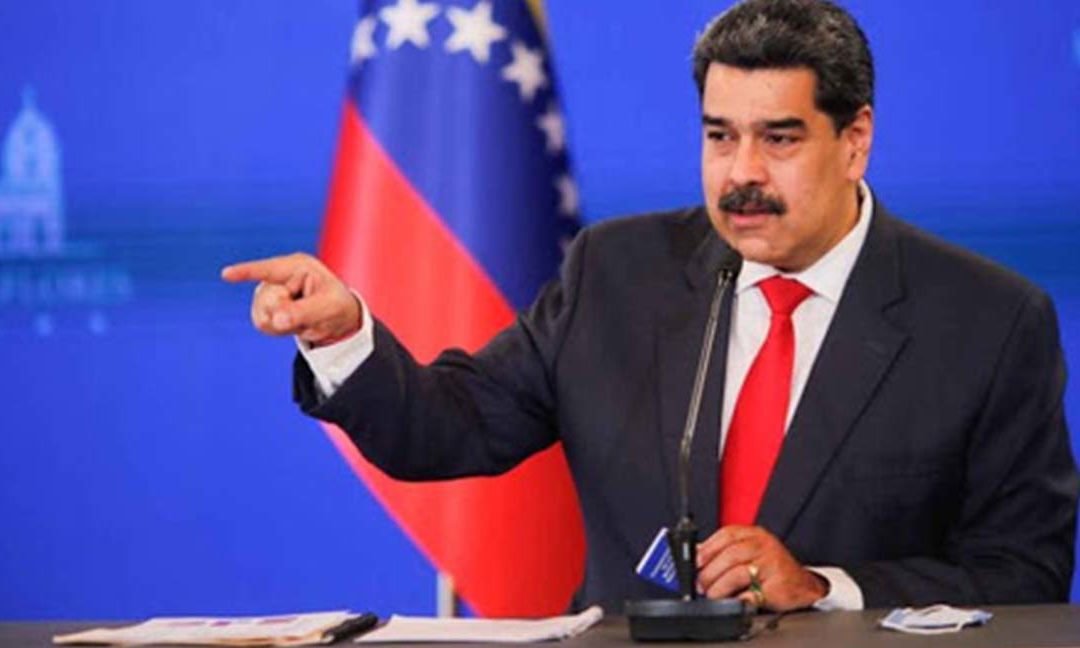 Maduro pidió a Guterres mediar en controversia por el Esequibo