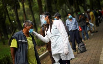 Venezuela registra 450 casos en las últimas 24 horas y seis fallecidos por COVID-19
