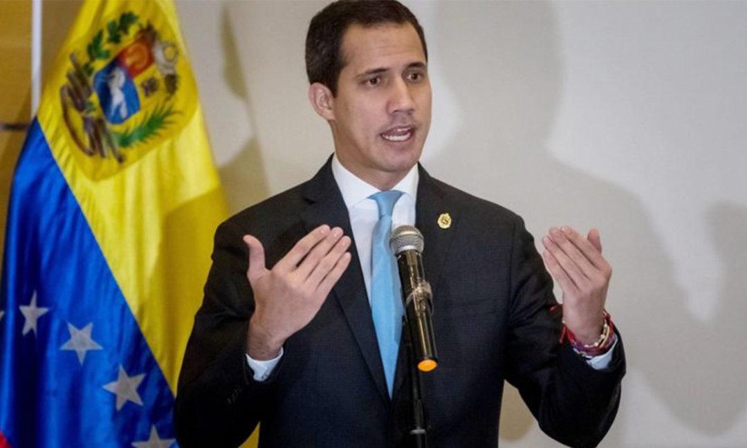 """""""El problema es Maduro"""": lo que le dijo Guaidó a la relatora especial de la ONU"""