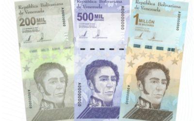 Esta es una de las razones por la que los nuevos billetes anunciados por el BCV serán insuficientes