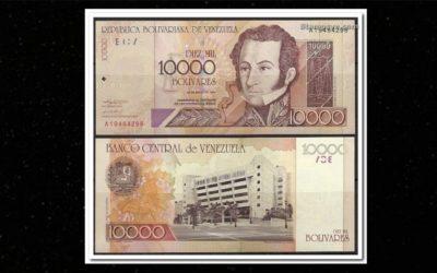Los 29 billetes que creó el gobierno chavista mientras se destruyó la economía venezolana