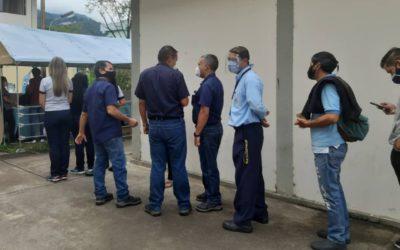 Algunos trabajadores de clínicas privadas han sido vacunados en Táchira