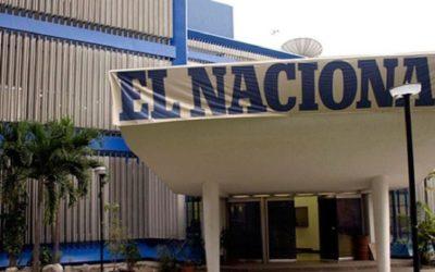 """El Nacional califica como una """"persecución política y judicial"""" la decisión del TSJ (comunicado)"""