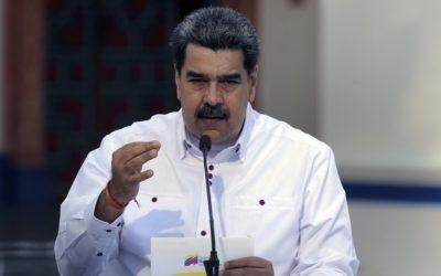 Maduro anuncia que tratarán a los pacientes de coronavirus con el antiviral Favipiravir, usado en Rusia