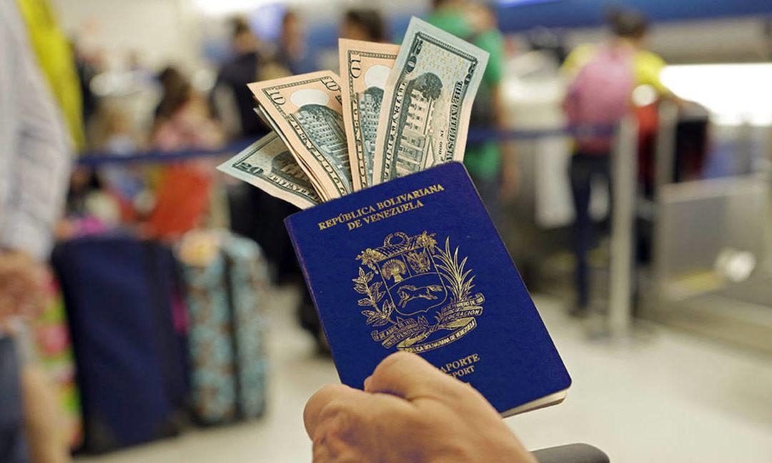 Pasaporte venezolano entre los 5 más caros de todo el mundo: Esta es su posición en el top