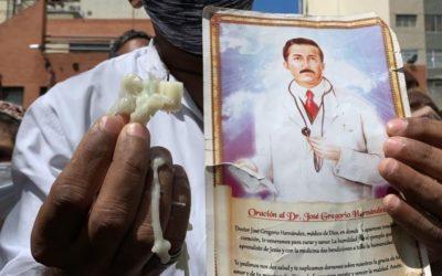 Presunto milagro del doctor José Gregorio Hernández será evaluado por la Arquidiócesis de Coro