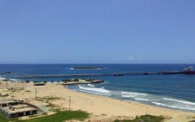 Segunda ola de COVID-19 obliga a que las playas de Puerto Cabello permanezcan cerradas