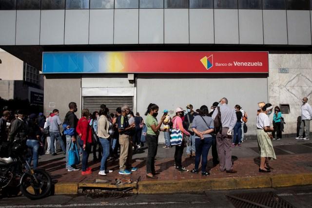 Usuarios alertan caída de la plataforma mientras el Banco de Venezuela guarda silencio
