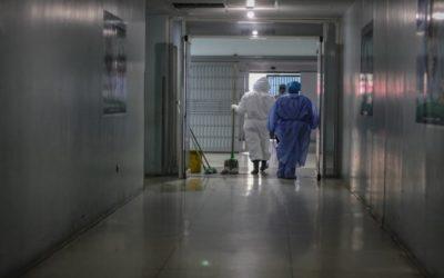Venezuela registró 1.244 nuevos casos de coronavirus y superó los 180.000 contagios