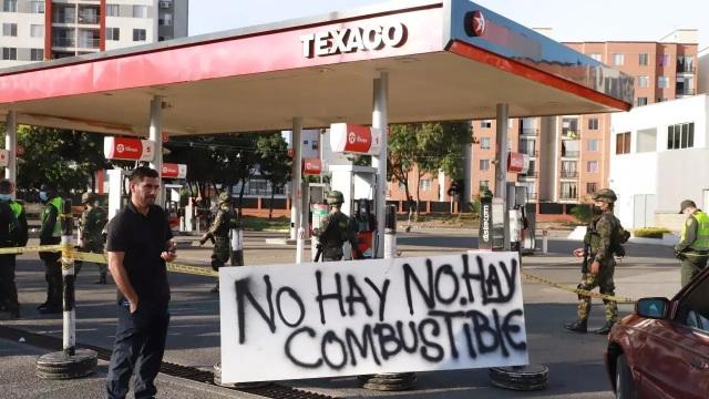 Argus: Bloqueos cortan el 40% del mercado de GLP de Colombia