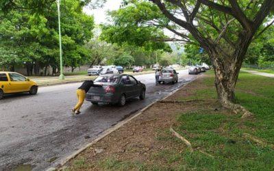 Colas para gas vehicular se hacen cada vez más largas en Carabobo