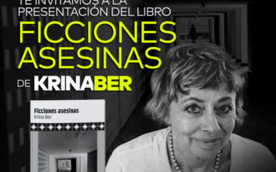 """""""Ficciones asesinas"""" de Krina Ber inaugura las ediciones digitales de la FCU"""