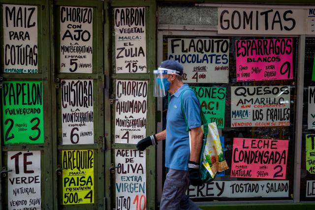 BCV chavista admitió una hiperinflación superior al 264% en lo que va de 2021