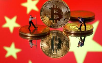 Bitcoin se hundió por la represión en China contra el minado de criptomonedas