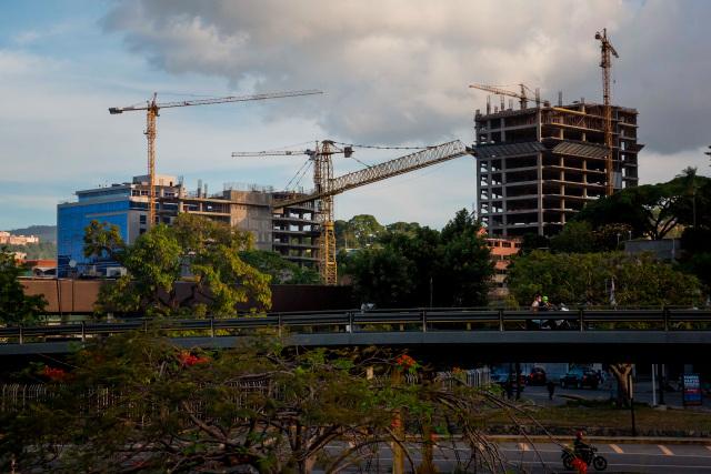La construcción en Venezuela, entre la depresión y el vacío (Fotos)