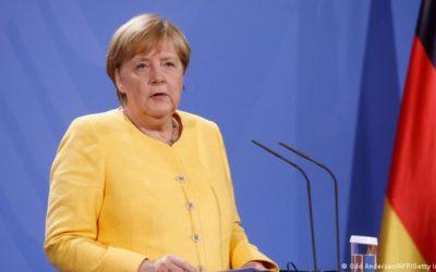 """Merkel sobre Afganistán: """"Es una lección amarga para afganos que apostaron por una sociedad libre"""""""