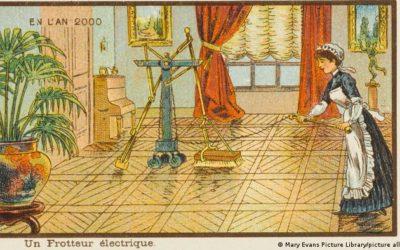 Las predicciones descabelladas, y no muy acertadas, de un artista en 1900 sobre la vida en el año 2000