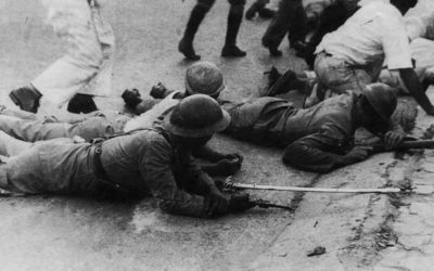El 18 de octubre de 1945