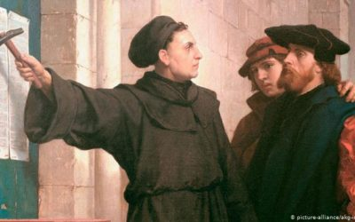 Martín Lutero, el monje que cambió el mundo